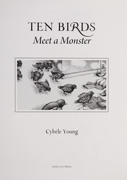 Cover of: Ten birds meet a monster | Cybele Young