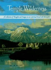 Cover of: Temple Wilderness |