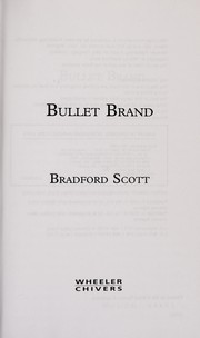 Cover of: Bullet brand