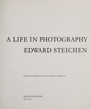 Cover of: A life in photography