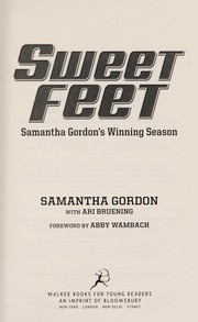 Cover of: Sweet feet | Samantha Gordon