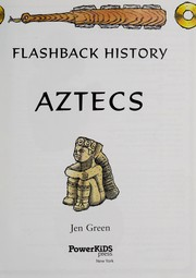 Cover of: Aztecs | Jen Green