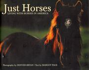 Cover of: Just horses