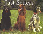 Cover of: Just setters | Steve Smith