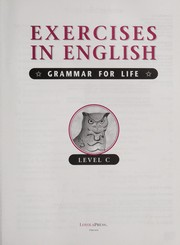 Cover of: Exercises in English. [sound recording] : grammar for life |