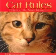 Cover of: Cat rules |