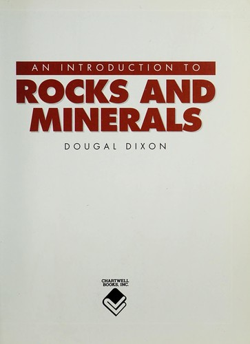 Rocks and Minerals by Dougal Dixon