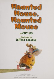 Cover of: Haunted house, haunted mouse