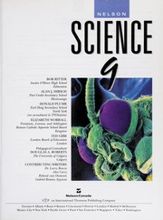 Cover of: Nelson science 9 | Bob Ritter ... [et al.].