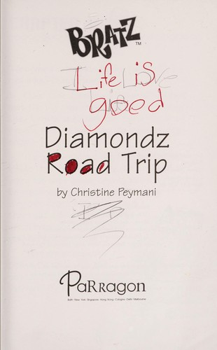 Diamondz road trip by Christine Peymani
