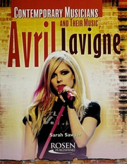 Cover of: Avril Lavigne | Sarah Sawyer