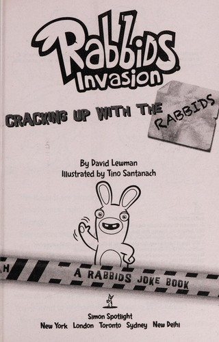 Cracking up with the Rabbids by David Lewman
