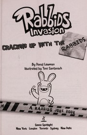Cover of: Cracking up with the Rabbids | David Lewman
