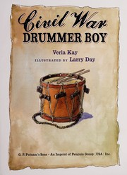 Cover of: Civil War drummer boy