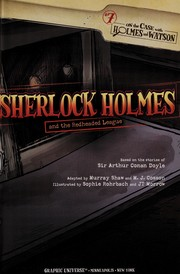 Cover of: Sherlock Holmes and the Redheaded League