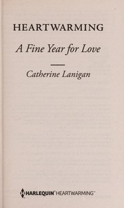 Cover of: Fine year for love | Catherine Lanigan