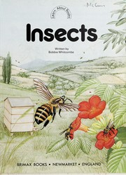 Cover of: Insects. | Bobbie Whitcombe