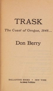 Cover of: Trask, a novel |