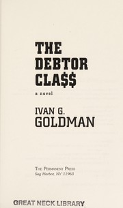 Cover of: The debtor class