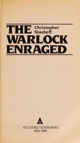 The Warlock Enraged by Christopher Stasheff
