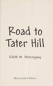 Cover of: Road to Tater Hill