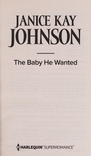 Cover of: The baby he wanted
