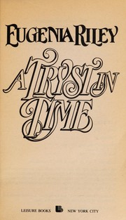 Cover of: A Tryst in Time | Eugenia Riley