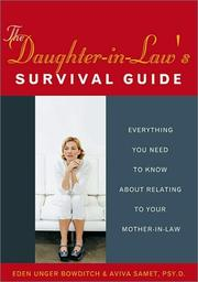 The daughter-in-law's survival guide