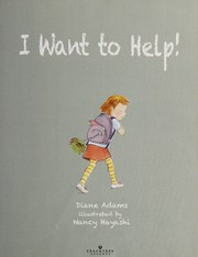 Cover of: I want to help