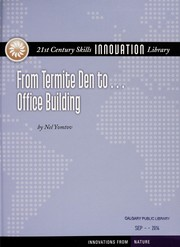 Cover of: From termite den to office building | Nelson Yomtov