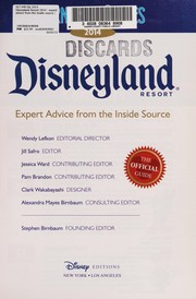 Cover of: Disneyland resort