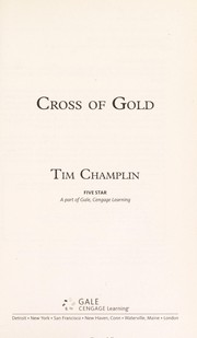 Cover of: Cross of gold