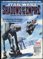 Cover of: Sendai Special: Star Wars: Shadows of the Empire | Crispin Boyer