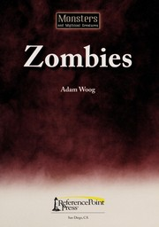 Cover of: Zombies | Adam Woog