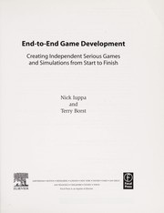 Cover of: End-to-end game development