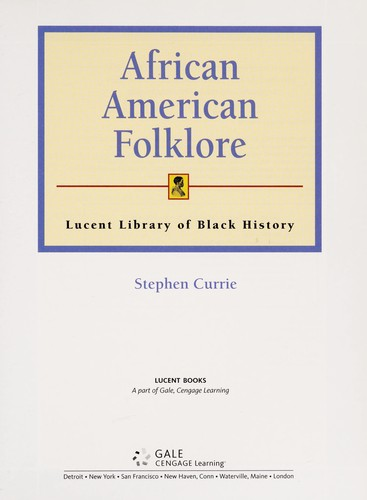 African American folklore (2009 edition)   Open Library