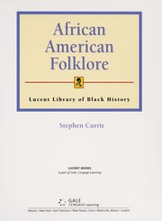 Cover of: African American folklore