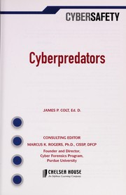 Cover of: Cyberpredators | James P. Colt