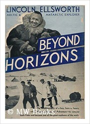 Cover of: Beyond Horizons