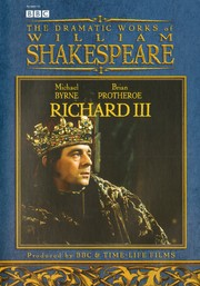 Cover of: The tragedy of Richard III |