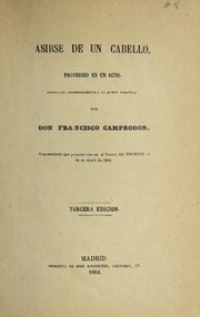 Cover of: Asirse de un cabello