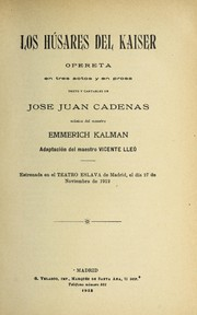 Cover of: Los húsares del Kaiser