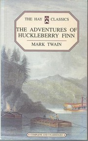 Cover of: The Adventures of Huckleberry Finn |