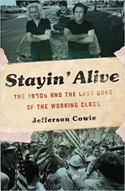 Cover of: Stayin' Alive | Jefferson Cowie