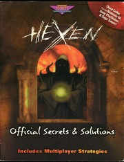 Cover of: Hexen: Official Secrets & Solutions