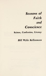 Cover of: Seasons of faith and conscience