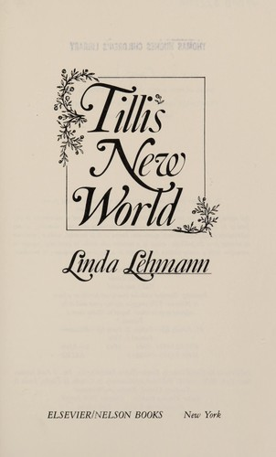 Tilli's new world by Linda Lehmann Masek