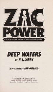 Cover of: Deep waters | H. I. Larry