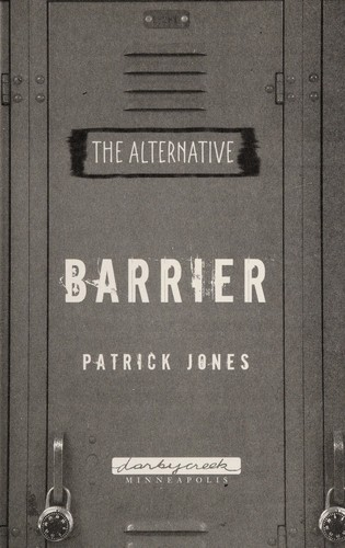 Barrier by Patrick Jones