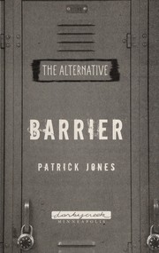 Cover of: Barrier | Patrick Jones